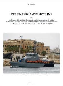 Die Untergangs-Hotline