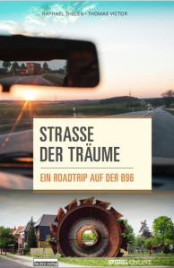 Buchcover Straße der Träume